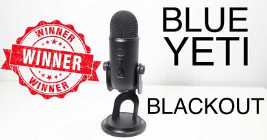 Blue Yeti Microphone Review bleepingworld