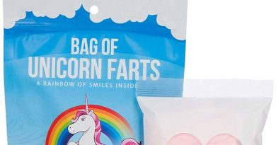 Bag of Unicorn Farts made in the usa