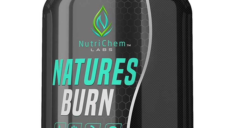 NutriChem Labs NATURES BURN - Natural Weight Loss Supplement