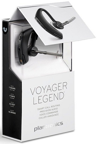 Plantronics Voyager Legend Wireless Bluetooth Headset with noise cancellation Review