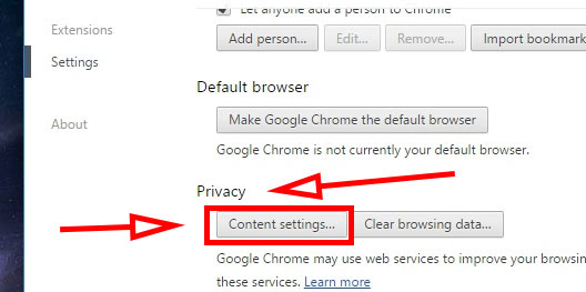 How To Disable Cookies in Chrome Browser