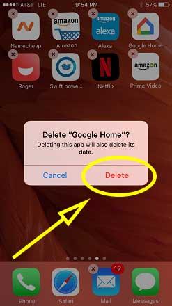 How To Delete App on iPhone