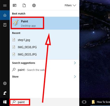 How To Screenshot Windows Desktop