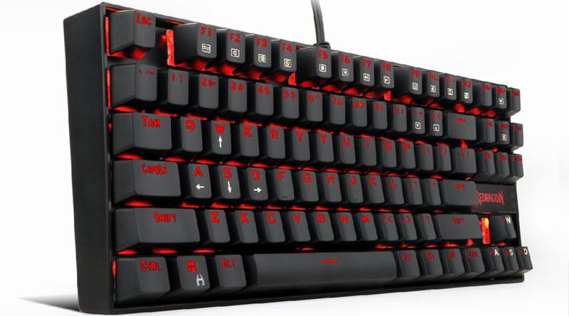 Redragon K552 KUMARA LED Backlit Mechanical Gaming Keyboard