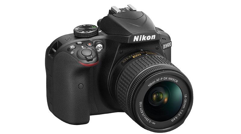 Nikon D3400 DSLR Camera DX NIKKOR Review