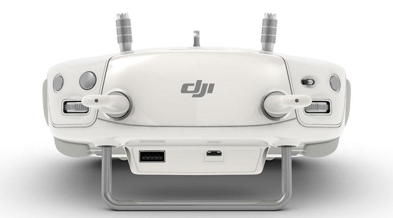 DJI Phantom 3 Standard remote controller with internal link