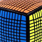 Puzzle Cube Smooth Twisty Puzzle Black