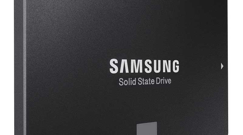 Samsung 850 EVO SSD is faster