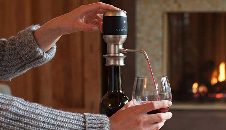 Best Wine Aerators for Taste Aervana 770m