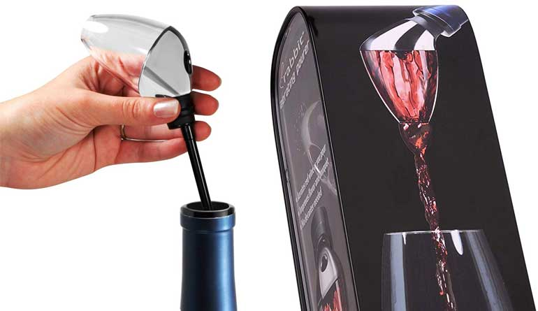 Best Wine Aerators for Taste Rabbit 770m