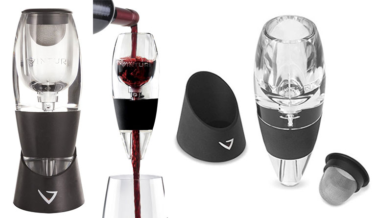 Best Wine Aerators for Taste Vinturi v1010 770h