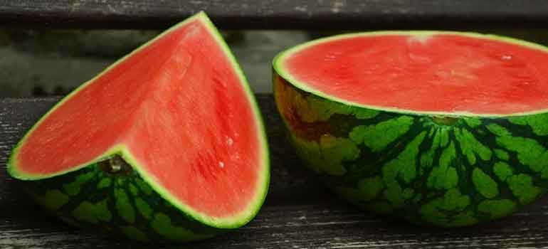 Foods to Feed Your Dog That Are Healthier Than Treats Watermelon