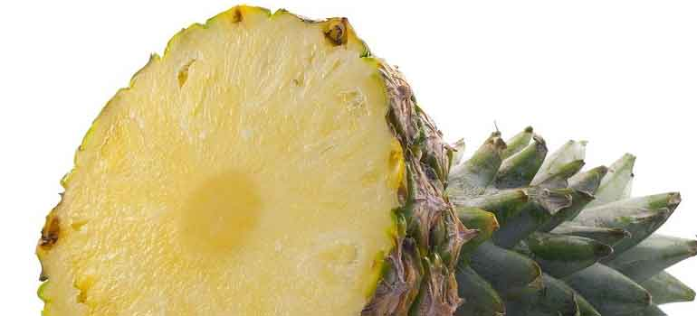 Foods to Feed Your Dog That Are Healthier Than Treats pineapple