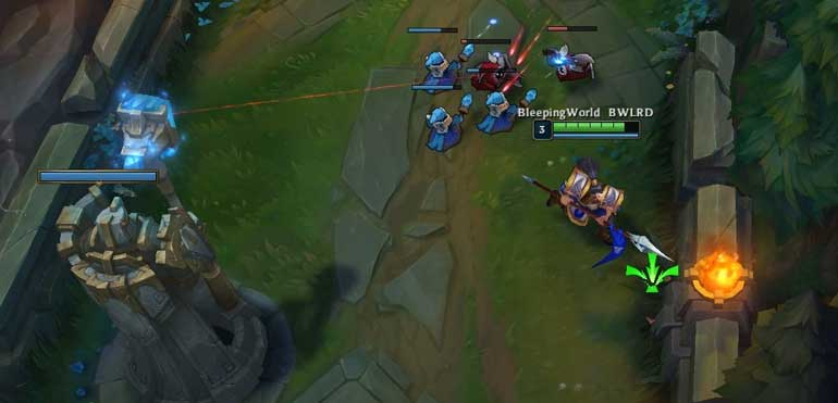 League of Legends Tips to Play Better Last Hit 770