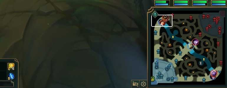 League of Legends Tips to Play Better minimap 770
